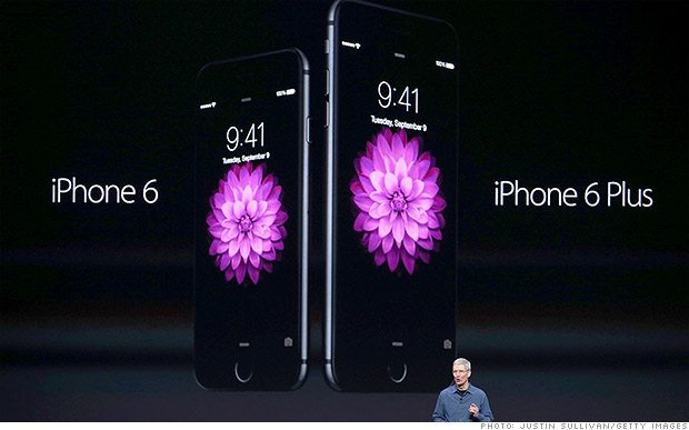 iphone 6 launch event