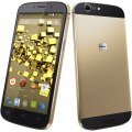 Micromax A300 Canvas Gold pic1