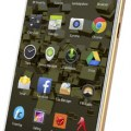 Micromax A300 Canvas Gold pic3
