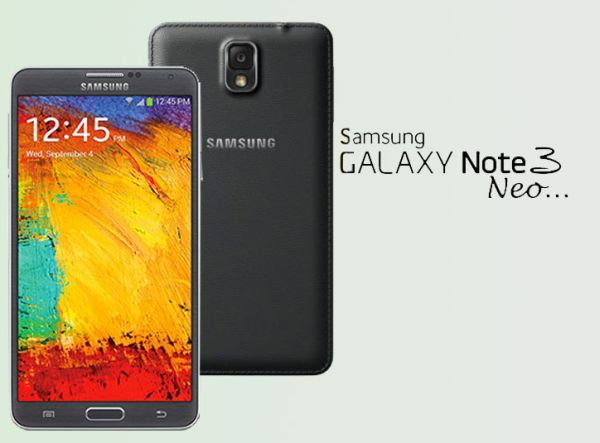 Samsung Galaxy Note 3 Neo pic1