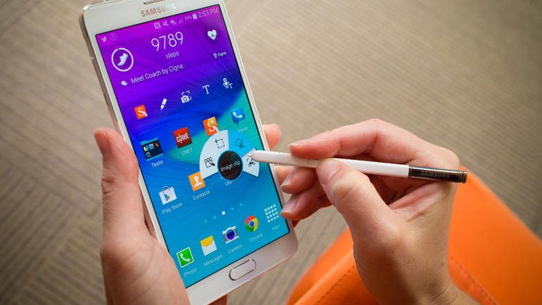 Samsung Galaxy Note 4 pic2