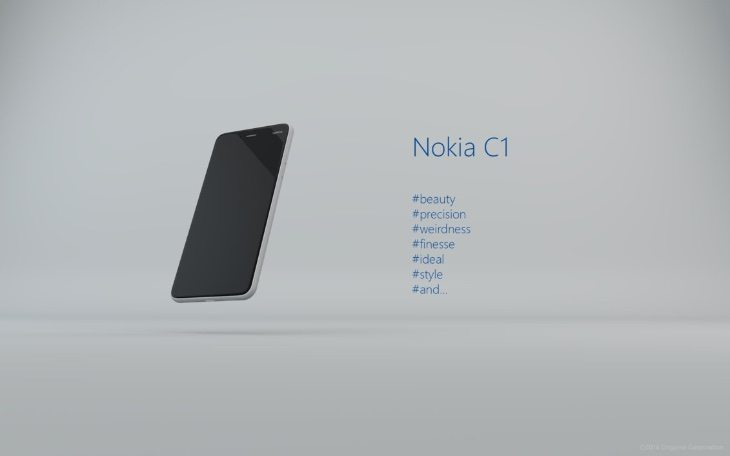 Nokia C1 Android smartphone, nokia C1 specifications, Nokia phone with android OS, C1 android nokia