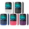 BlackBerry 9720 colors