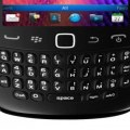 BlackBerry Curve 9370 QWERTY keyboard