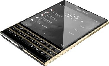 blackberry passport gold limited edition