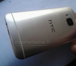htc one m9 rear camera image