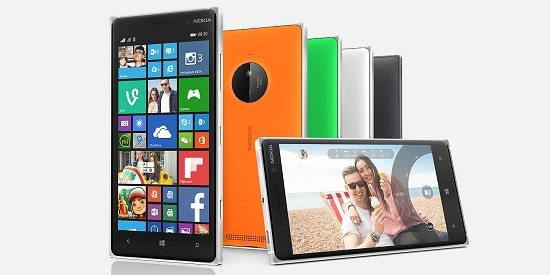 alternative to lumia 830 rm 1072