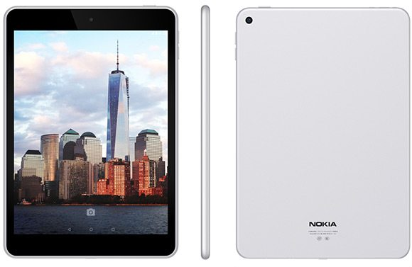 nokia n1 tablet latest news, nokia n1 tab sell in china, nokia n1 white tab