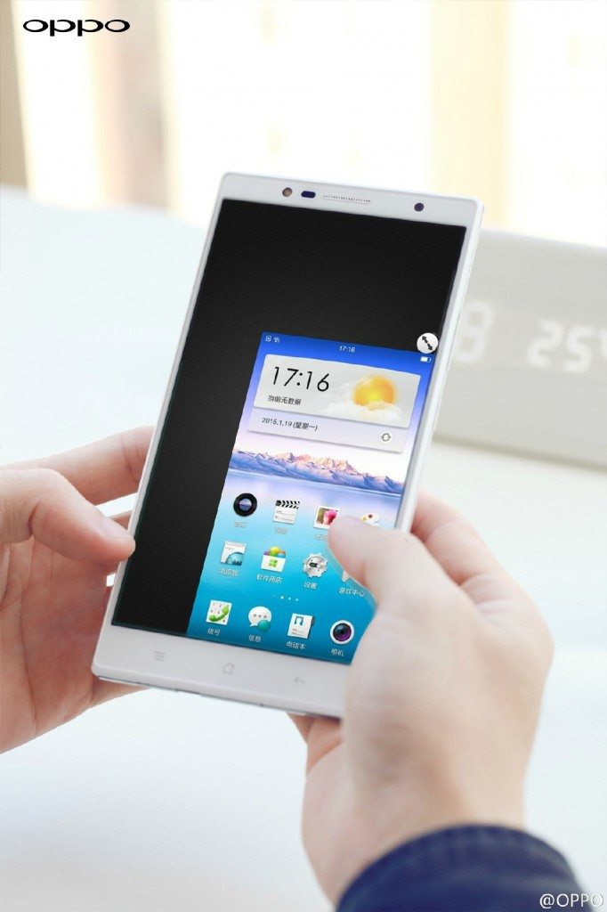 oppo u3 launches with 5.9 inch display