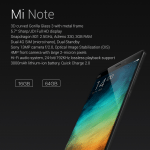 xiaomi mi note specification