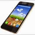 Micromax A104 Canvas Fire 2 smartphone