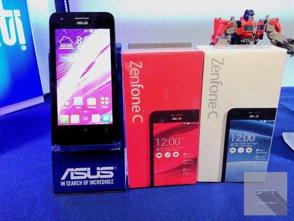 asus zenfone c, launch, taiwan, price, latest, news