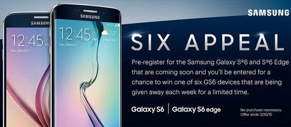 samsung galaxy s6, galaxy s6 edge, teaser, sprint, us, launch, march, date