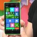 Nokia Lumia 735, spec, review