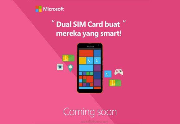 microsoft lumia 1330, indonesia, india, release date, teasing, dual sim, lte, phone