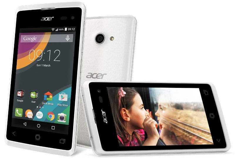acer liquid z220, budget phone,, price, announce, mwc