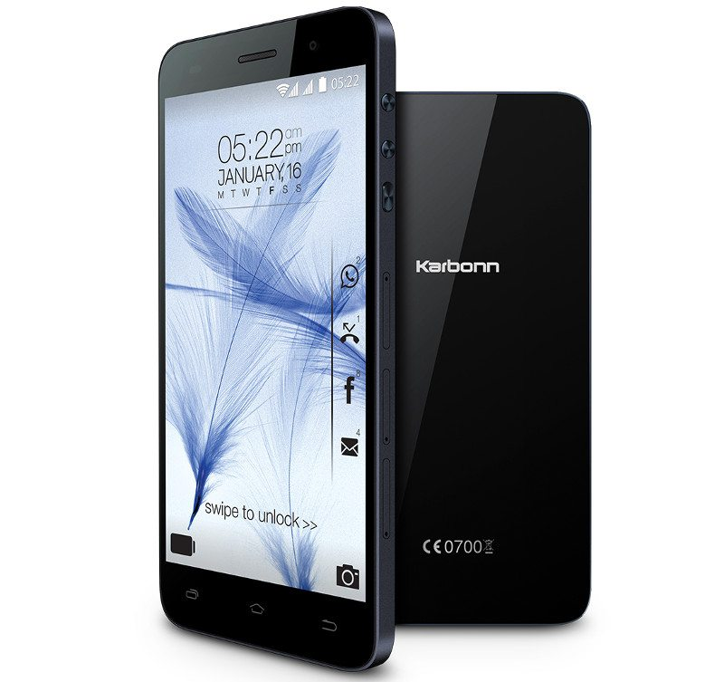 karbonn titanium mach two smartphone, price in india, buy, released, officially