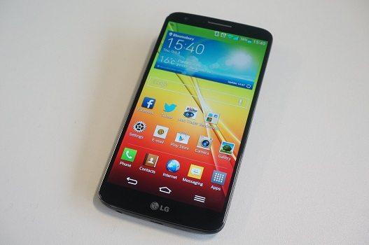 lg g2 black smartphone android lollipop on verizon
