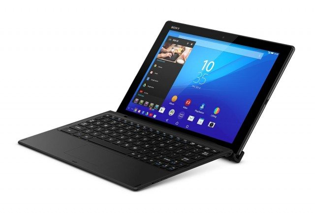 sony bkb50 bluetooth keyboard for xperia z4 tablet