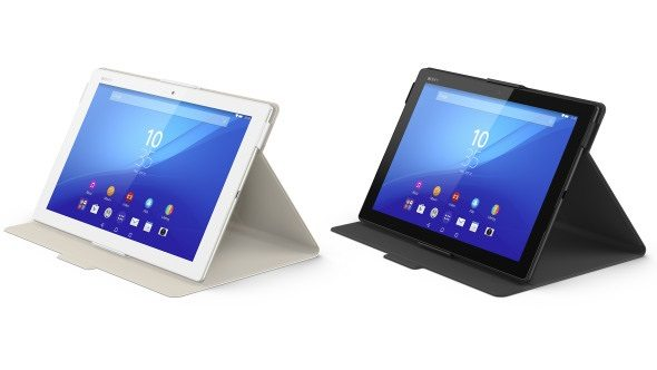 sony src32 xperia z4 tablet cover, announce , original