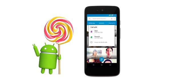 android 5.1 lollipop, roll out, officially, first to nexus 9 and nexus 7