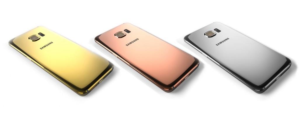 samsung galaxy s6, edge, gold plating, platinum, 24k