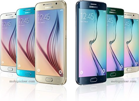 samsung galaxy s6 edge pre order in US on march 27