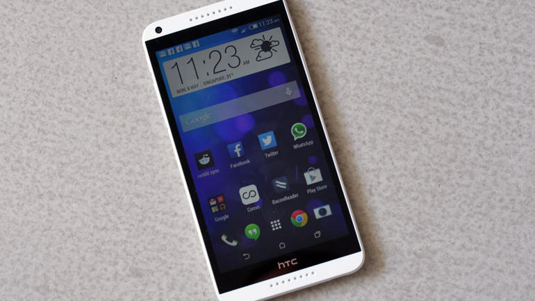 htc desire 816 beautiful white image