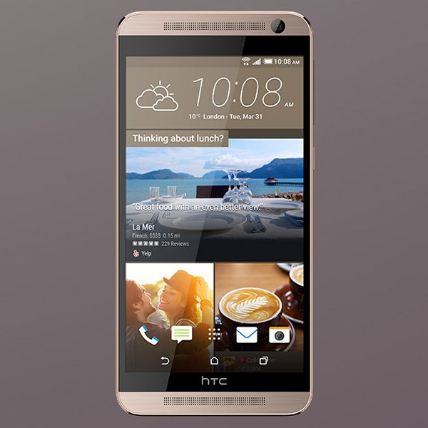 htc one e9+ official specs