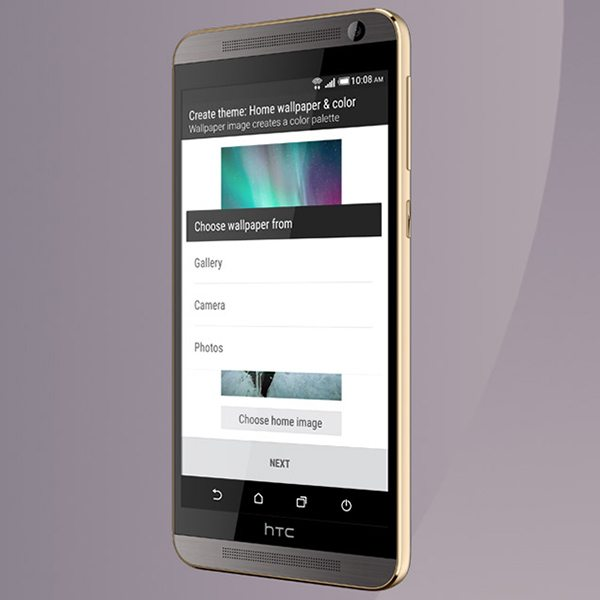 htc one e9+ features