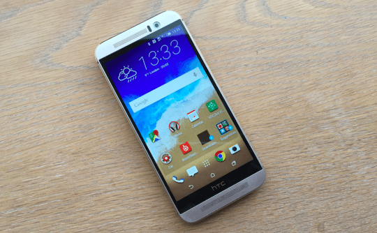 htc one m9 display, features,