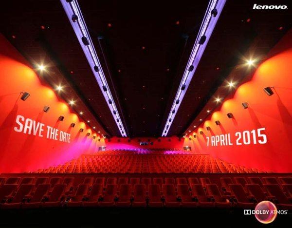 lenovo A7000 invites in India launch