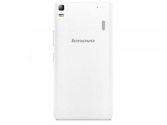 lenovo a7000 white back side image