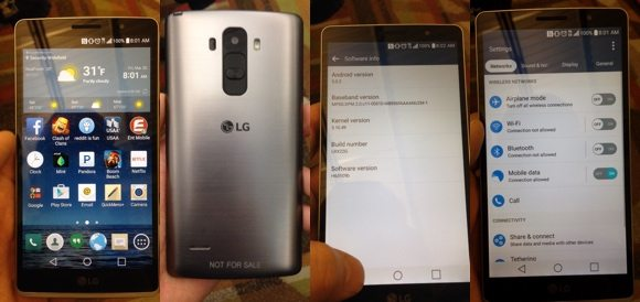 lg g4 live images , leaks, release date