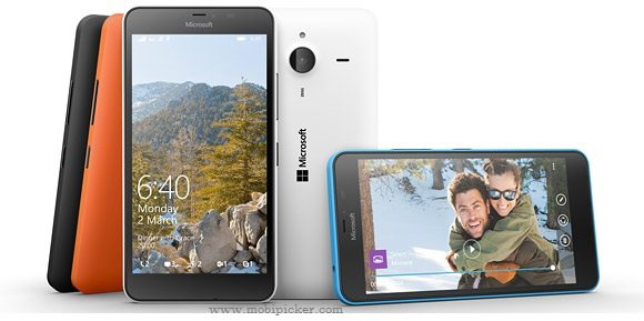 microsoft lumia 640 xl, phablet, larger display, announce, mwc 2015, official