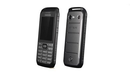samsung b550x phone, tough, strong, rugged, price, feature, specs, price in india