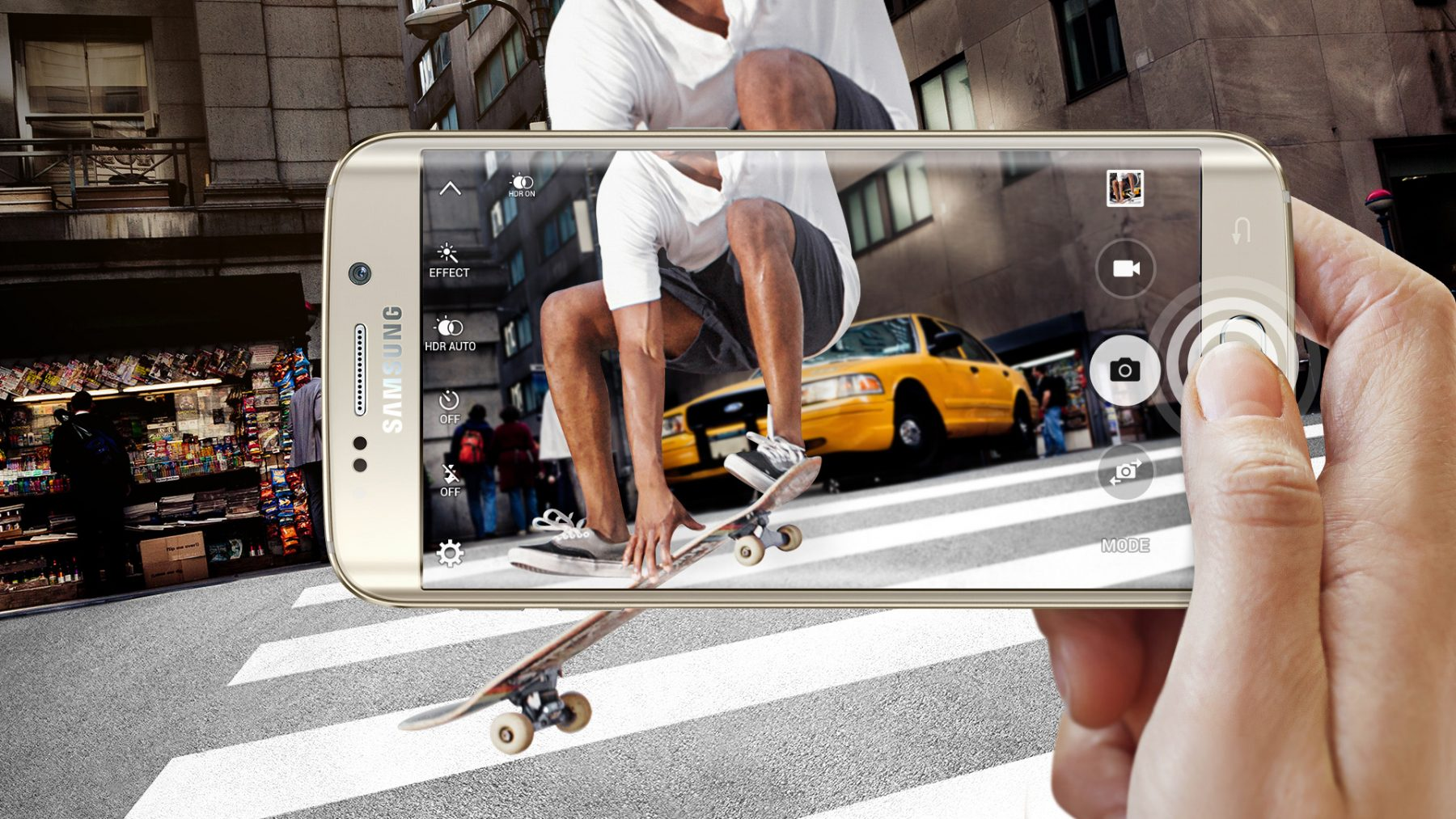 samsung galaxy s6 camera features, review, quality