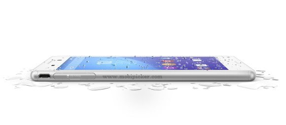 sony xperia m4 aqua, water proof, announce, launch, official, price