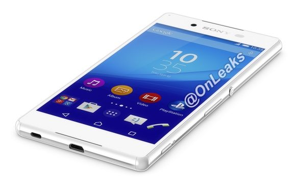 sony xperia z4 leaks, image, official image