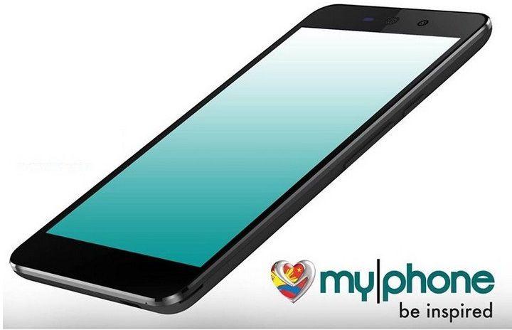 myphone rio2 image, specs