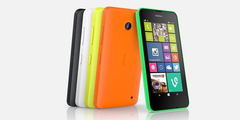 nokia lumia 630 in india