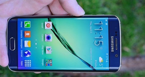samsung galaxy s6 edge display review