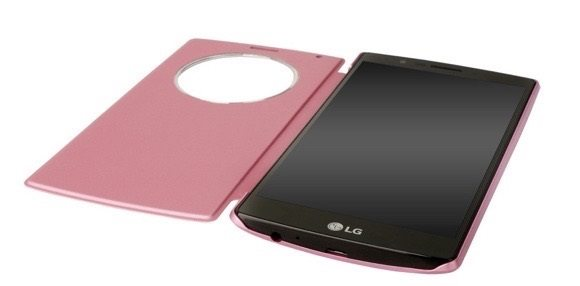 lg g4 official flip cover image