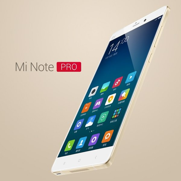 xiaomi mi note pro release date, price in china