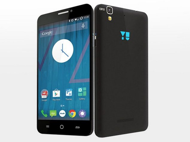 micromax, yu yureka, android lollipop, software update
