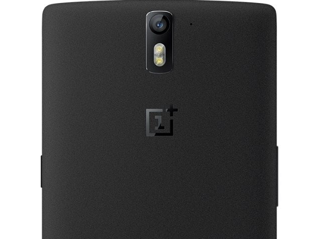 oneplus one black picture