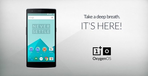 oxygen os launched for oneplus one
