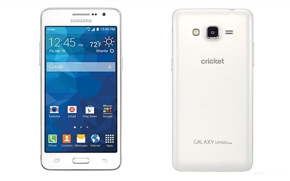 samsung galaxy grand prime price in u.s. cricket wireless