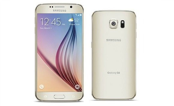 samsung galaxy s6 pre-order t-mobile gold color 64gb
