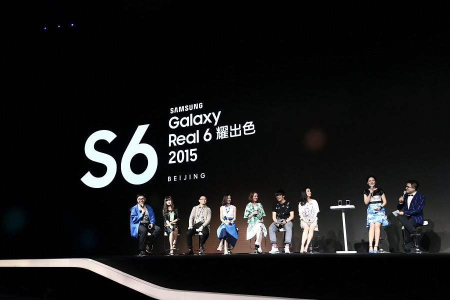 samsung pays money for attending galaxy s6 event in china